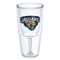 Tervis® NFL Jacksonville Jaguars Sequin 16 oz. Goblet