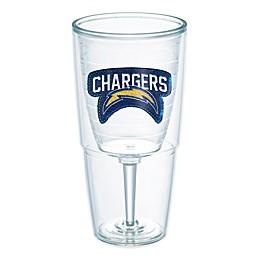 Tervis® NFL Los Angeles Chargers Sequin 16 oz. Goblet