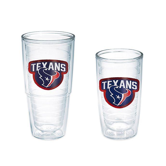 Alternate image 1 for Tervis® NFL Houston Texans Sequin Tumbler
