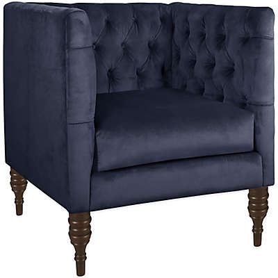 Skyline Furniture Tufted Arm Chair