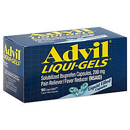 Advil 160-Count 200 mg Liqui-Gel