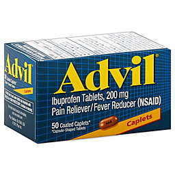 Advil 50-Count 200 mg Caplets