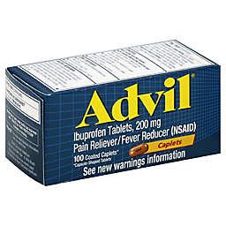 Advil 100-Count 200 mg Caplets
