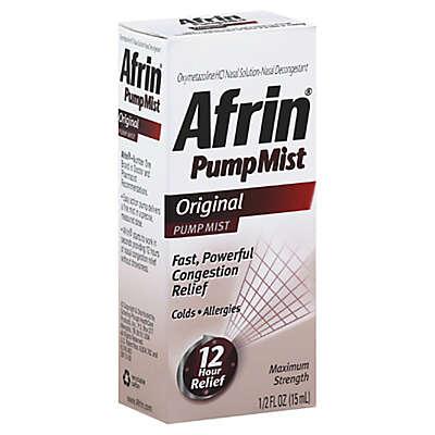 Afrin® Sinus 12 Hour Relief .5 oz. Pump Mist