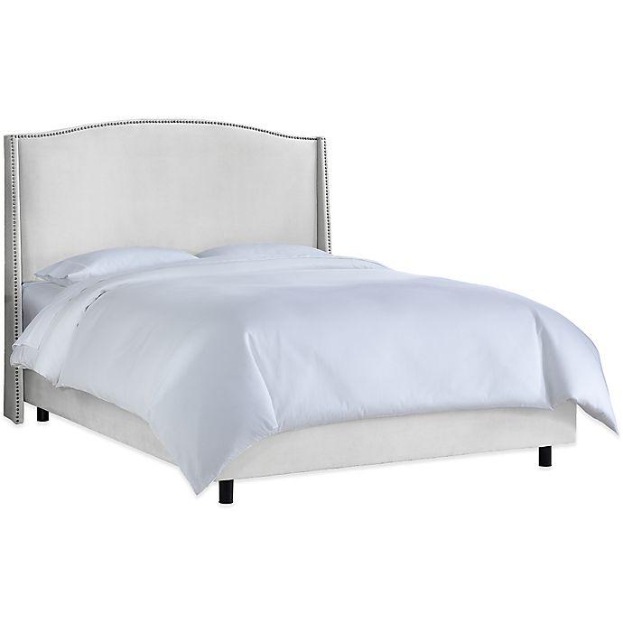 skyline furniture wingback bed | Skyline Furniture Wingback Bed | Bed Bath & Beyond
