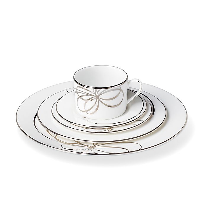 Alternate image 1 for kate spade new york Belle Boulevard™ 5-Piece Place Setting