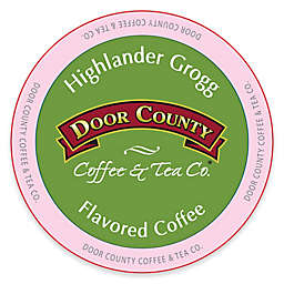 12 Count Door County Coffee Tea Co Reg Highlander Grogg For Single