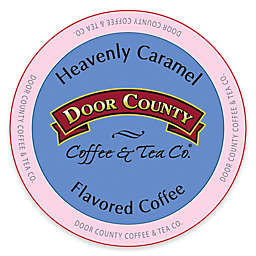 12 Count Door County Coffee Tea Co Reg Heavenly Caramel For Single