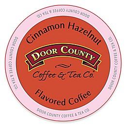 12-Count Door County Coffee & Tea Co.® Cinnamon Hazelnut for Single Serve Coffee Makers