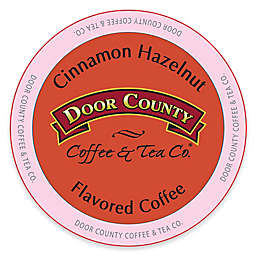 12 Count Door County Coffee Tea Co Reg Cinnamon Hazelnut For Single