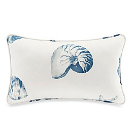 Harbor House™ Beach House Oblong Throw Pillow in White