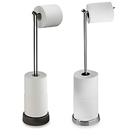 InterDesign® Classico Toilet Paper Stand Plus