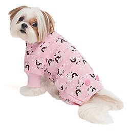 Lamb Print Pet Pajamas