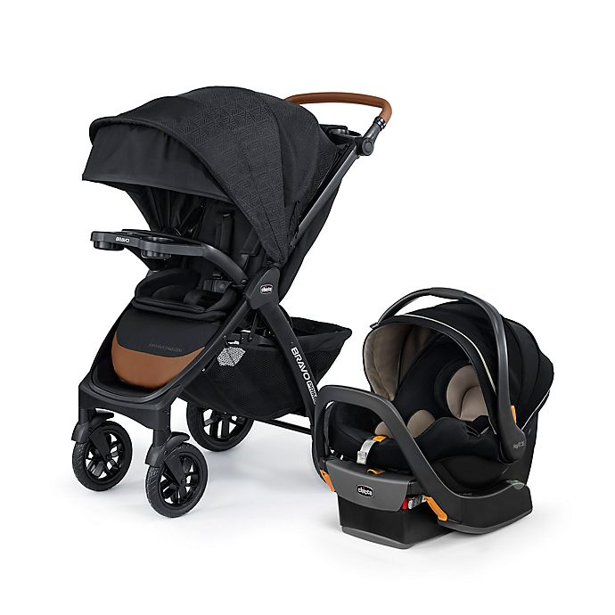 Alternate image 1 for Chicco® Bravo® Primo Trio Travel System