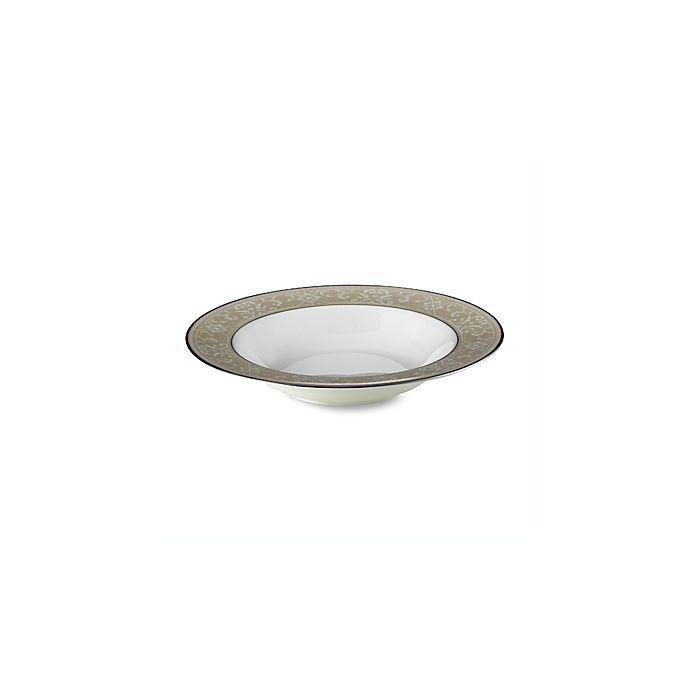 Alternate image 1 for Noritake® Montvale Platinum Rim Soup Bowl