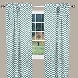 Reston Window Curtain Panel and Valance