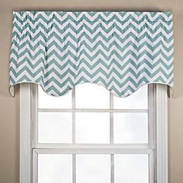 Reston Scalloped Window Valance