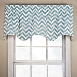 Reston Scalloped Window Valance