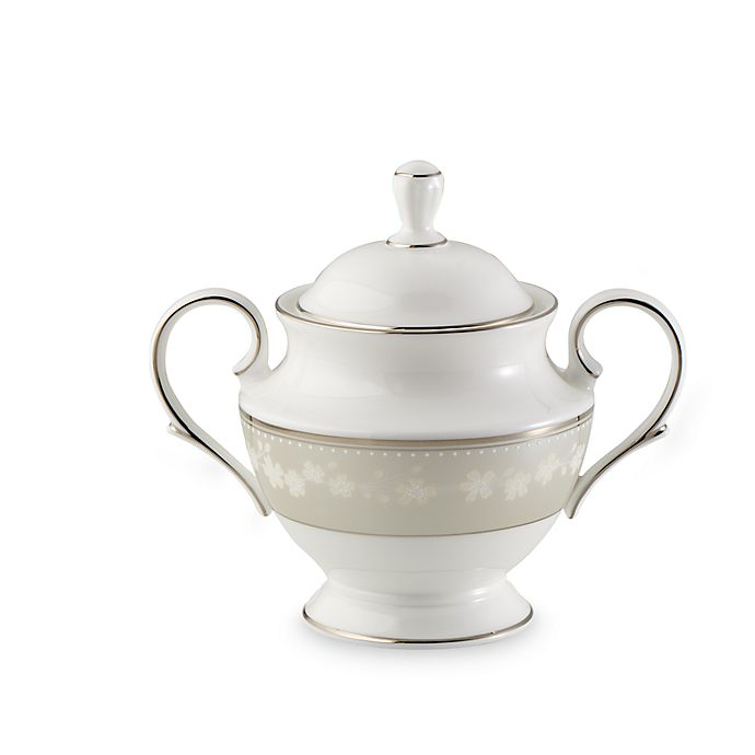 Alternate image 1 for Lenox® Bellina® Sugar Bowl