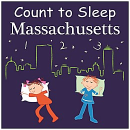 Count to Sleep Massachusetts Board Book