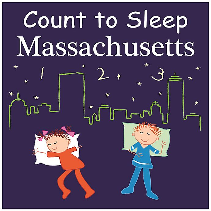 Alternate image 1 for Count to Sleep Massachusetts Board Book