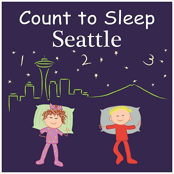 Alternate image 1 for Count to Sleep Seattle Board Book