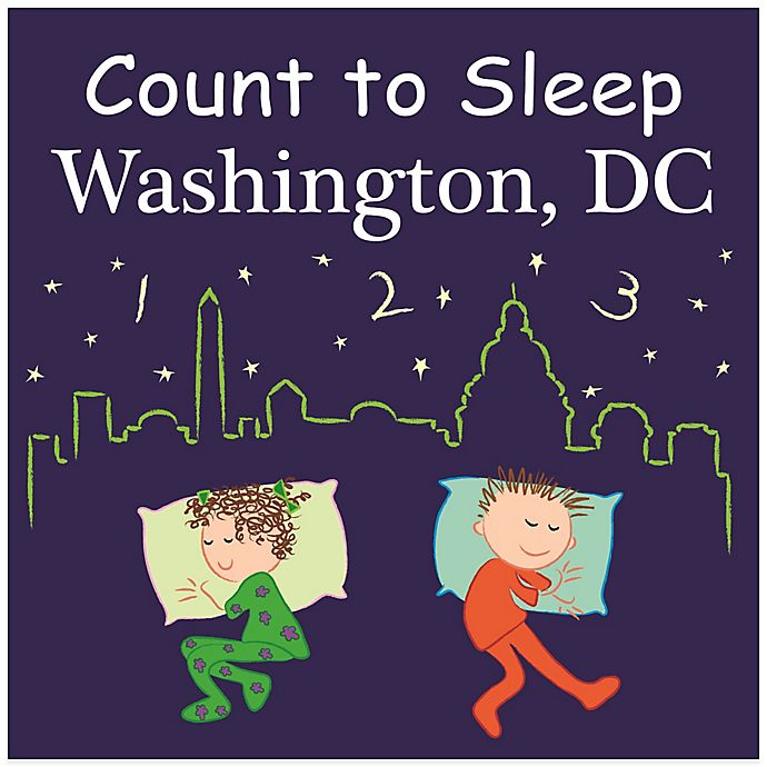 Alternate image 1 for Count to Sleep Washington D.C. Board Book