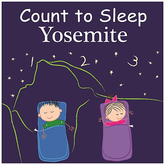 Alternate image 1 for Count to Sleep Yosemite Board Book