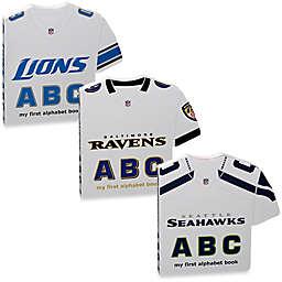 NFL ABC: My First Alphabet Board Books