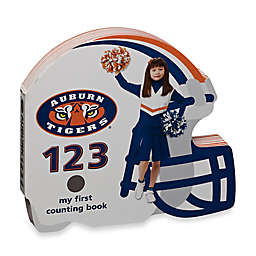 Auburn Tigers 123: My First Counting Board Book