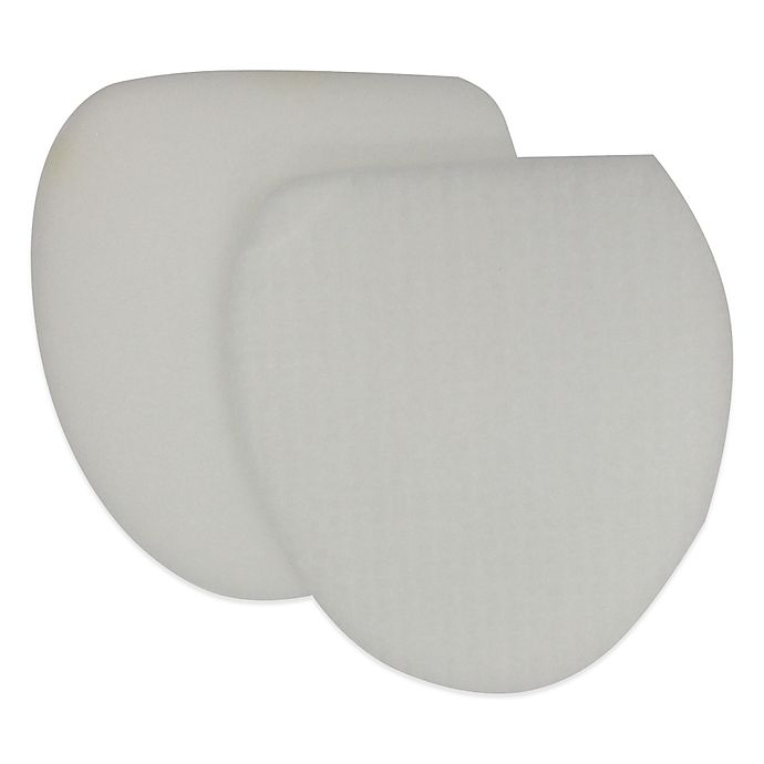 Alternate image 1 for Shark® XFF400 2-Pack Foam Filter