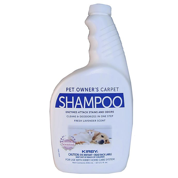Alternate image 1 for Kirby® 32 oz. Pet Owners Carpet Shampoo