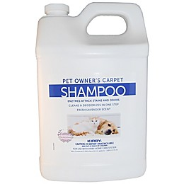 Kirby® 1-Gallon Pet Owners Carpet Shampoo