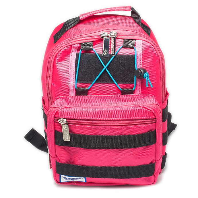 Alternate image 1 for Babiators® Rocket Pack Backpack in Popstar Pink