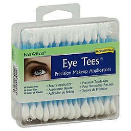 Fran Wilson Eye Tees 80-Count Precision Makeup Applicators