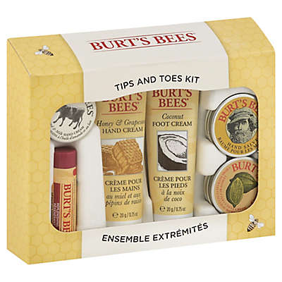 Burt's Bees® Tips and Toes Kit