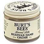 Burt's Bees® 2 oz. Almond Milk Beeswax Hand Creme