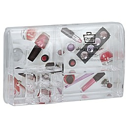 Caboodles Extra-Large Crystal Clear Storage Tray