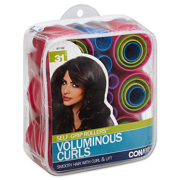 Alternate image 1 for Conair Self-Grip 31-Piece Volume & Lift Rollers