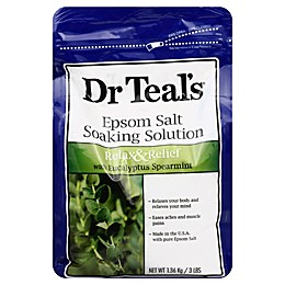 Dr. Teal's Therapeutic Solutions 48 oz. Epsom Salt Relax Soaking Solution in Eucalyptus Spearmint