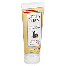 Burt's Bees® 6 oz. Milk & Honey Body Lotion