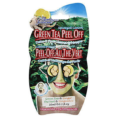 Montagne Jeunesse Peel Mask in Green Tea