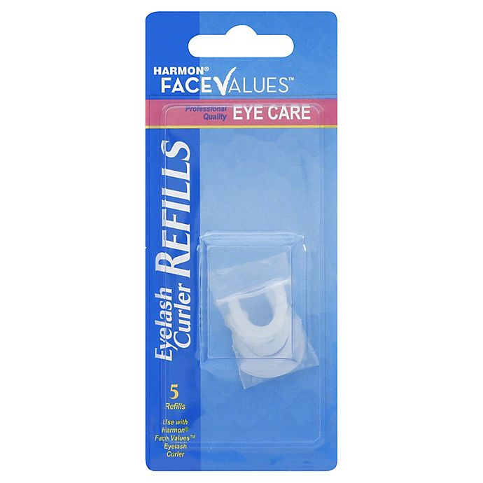 Harmon Face Values 5 Count Eyelash Curler Refills Bed Bath Beyond
