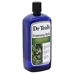 Dr. Teal's 34 oz. Eucalyptus Spearmint Foaming Bath