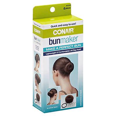 Conair 6-Piece Bun Maker