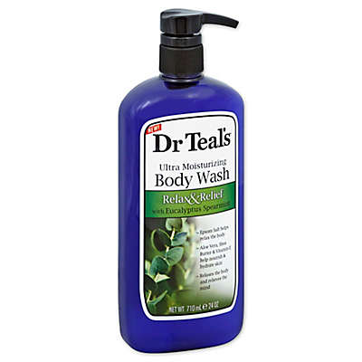 Dr. Teal's® Ultra Moisturizing 24 oz. Relax & Relief Body Wash with Eucalyptus Spearmint