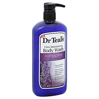 Dr. Teal's 24 oz. Soothe & Sleep with Lavender Ultra Moisturizing Body Wash