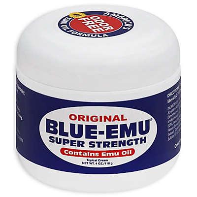 Blue-Emu® Original Super Strength 4 oz. Topical Emu Oil