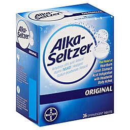 Alka-Seltzer® Original 36-Count Antacid Tablets
