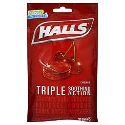 Halls® 30-Count Mentholyptus Cough Drops in Cherry